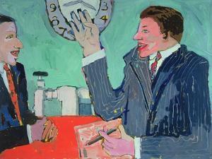 Timekeeping, 1979 by Peter Wilson