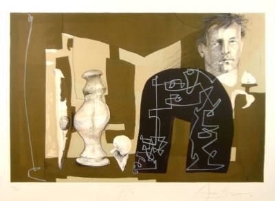 Peter-Eduardo Arranz-Bravo-Collectable Print