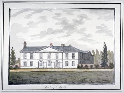 Peterborough House, Fulham, London, 1800--Giclee Print