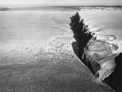 Peterman Glacier in Greenland--Photographic Print