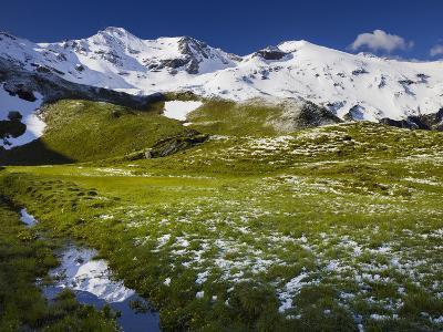 PetersbrŸndl, Glockner Group, Hohe Tauern National Park, Salzburg, Austria-Rainer Mirau-Photographic Print