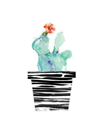 Petit Cactus-Dakota London-Art Print