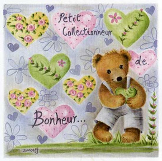Petit Collectionneur de Bonheur-Jo?lle Wolff-Art Print