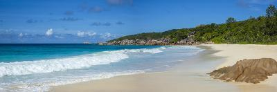 Petite Anse Beach, La Digue, Seychelles-Jon Arnold-Photographic Print