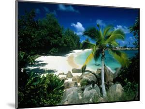Petite Anse Praslin Seychelles