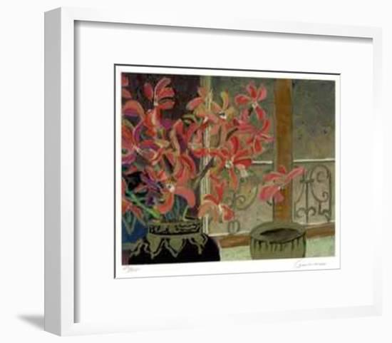 Petite Fleur Suite II-Ellen Gunn-Framed Collectable Print