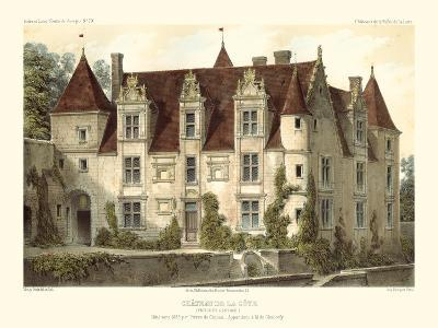 Petite French Chateaux VI-Victor Petit-Art Print