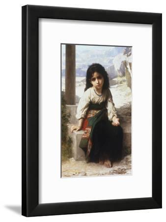 Petite Mendiante, 1880 Giclee Print - William Adolphe
