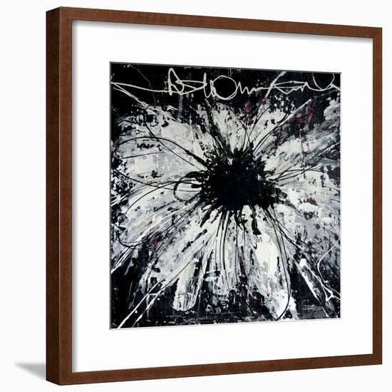 Petite Moire-Annie Rodrigue-Framed Art Print