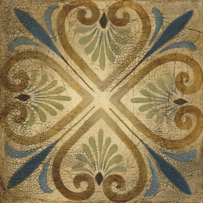 Petite Tiles III-Liz Jardine-Art Print