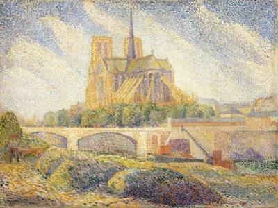 Notre Dame by Petitjean Hippolyte