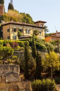 A House on the Hill of S. Pietro in Verona, Italy by Petra Daisenberger