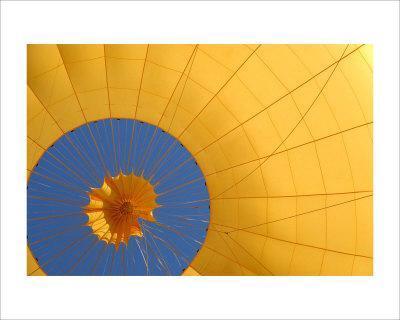 Hot Air Balloon, Up Up Away