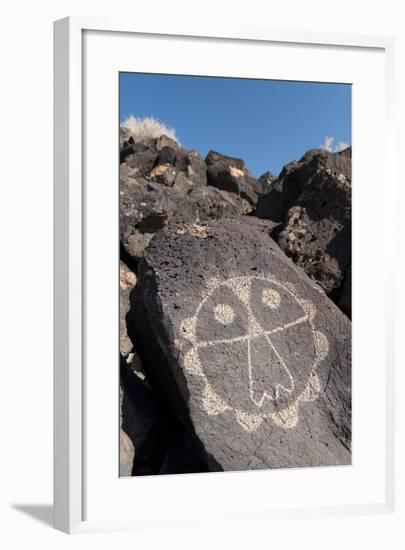 Petroglyph National Monument, New Mexico, United States of America, North America-Richard Maschmeyer-Framed Photographic Print
