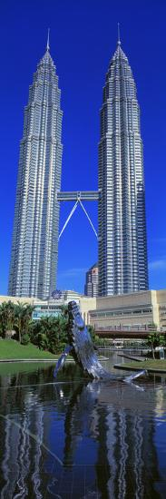 Petronas Towers Kuala Lumpur Malaysia--Photographic Print
