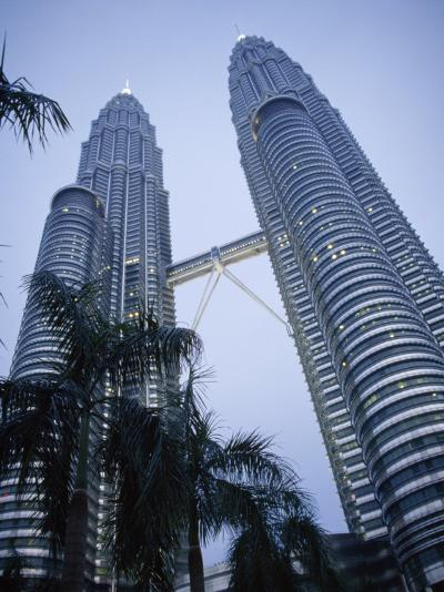Petronas Towers, the Tallest Twin Towers in the World-xPacifica-Photographic Print