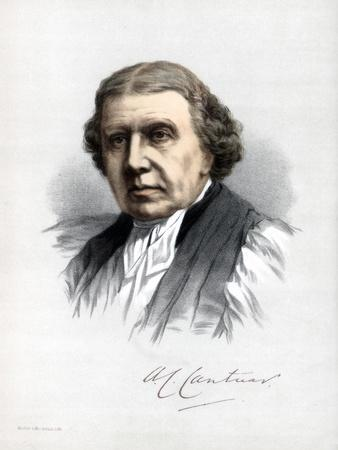 Archibald Campbell Tait, Archbishop of Canterbury, C1890