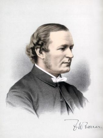 Canon Frederic William Farrar, C1890