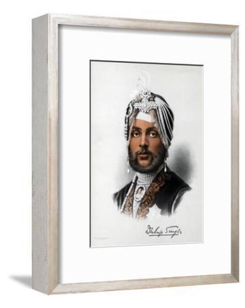 Duleep Singh, Sikh Ruler, C1890