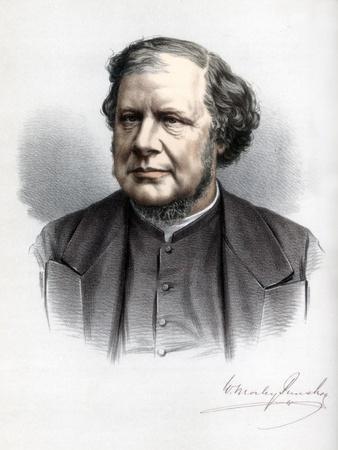 William Morley Punshon, English Nonconformist Divine, C1890