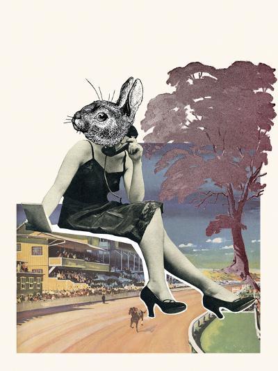 Petville II-Clara Wells-Giclee Print