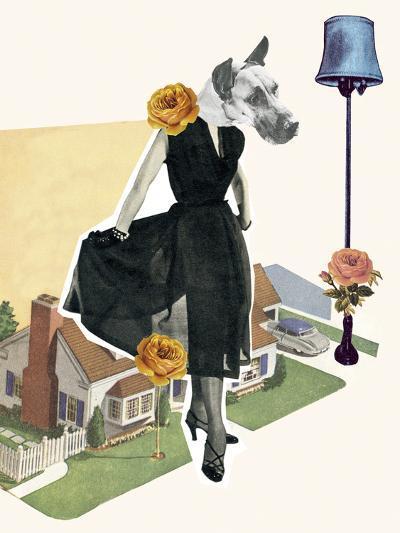 Petville III-Clara Wells-Giclee Print