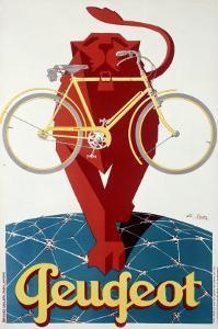 Peugeot Lion Bicycle