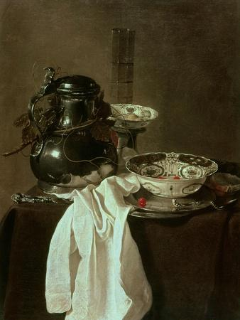 Pewter, China and Glass, 1649-Jan Jansz Treck-Giclee Print