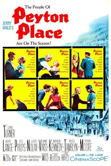 Peyton Place--Art Print