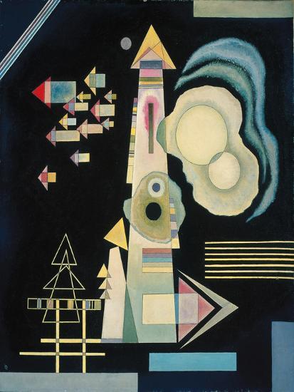 Pfeile (Arrows). 1927--Giclee Print