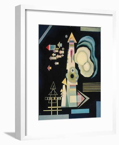 Pfeile (Arrows). 1927--Framed Giclee Print