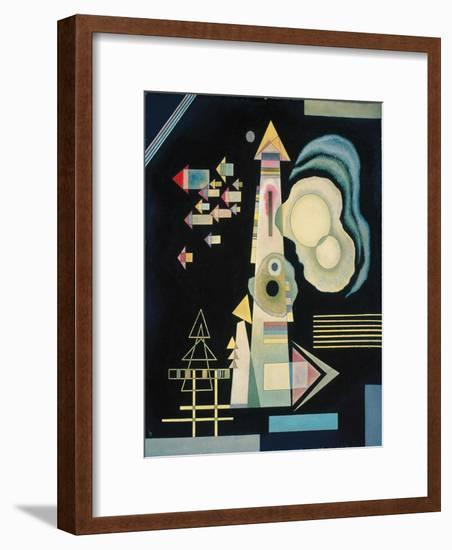 Pfeile (Arrows). 1927--Framed Giclee Print