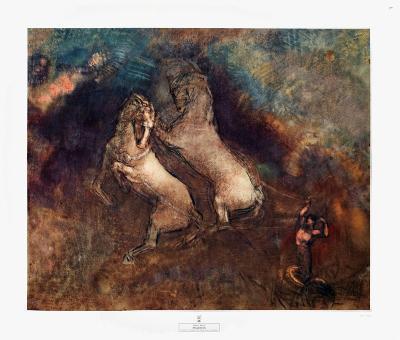 Phaedon-Odilon Redon-Art Print