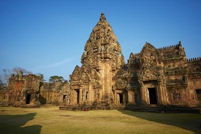 Phanom Rung Temple, Khmer Temple from the Angkor Period, Buriram Province, Thailand--Photographic Print
