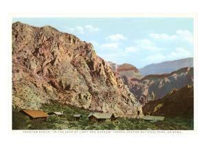 Phantom Ranch, Grand Canyon
