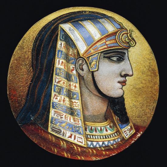 Pharaoh, 1868-Frederick Stibbert-Giclee Print