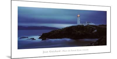 Phare de Fanad Head, Irlande-Jean Guichard-Mounted Print