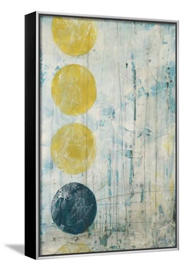 Phase Shift I-Erica J^ Vess-Framed Canvas Print