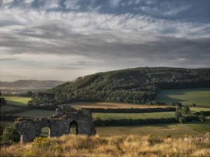 Ireland Ruins by PHBurchett