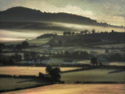 Morning Fog Ireland by PHBurchett