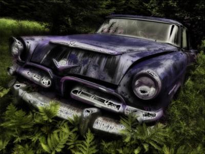 Rusty Auto II by PHBurchett