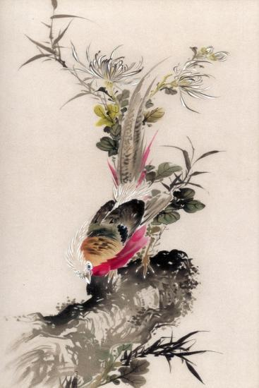 Pheasant, 1832- Witherby & Co-Giclee Print