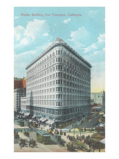 Phelan Building, San Francisco, California--Art Print