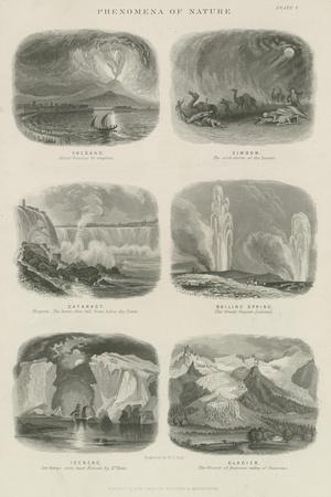 Phenomena of Nature--Giclee Print