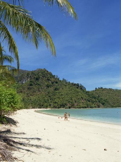 Phi Phi Island, Phuket, Thailand, Southeast Asia-Harding Robert-Photographic Print