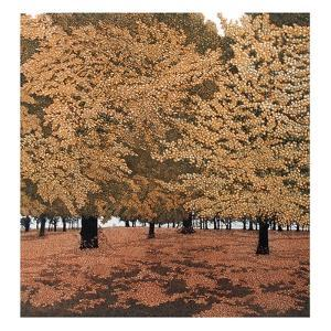 Autumn Park by Phil Greenwood