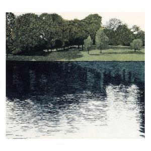 Park Lake by Phil Greenwood