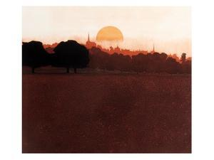 Red Spires by Phil Greenwood