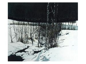 Silver Snow by Phil Greenwood