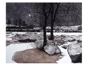 Snow Night by Phil Greenwood